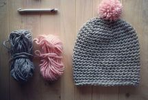 Knitting and crochetting / Knitting and crochetting