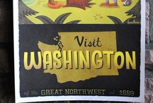 Beautiful Washington / Washington state is so beautiful and so diverse. From the high desert of the southeast with it's wide rivers to the craggy mountains and volcanos to the lush and ancient rain forests of the Olympic Peninsula, this state is a treasure trove of adventures. Whether you are drawn to the cosmopolitan bustle of Seattle on Puget Sound or the lonely, windswept isolation of Shi Shi beach there is something to experience in Washington. / by Anna Woodbury