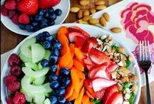 Clean eating / Clean eating ideas  / by Lee van Brink