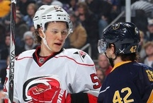 It's Game Time / For full game recaps, including scores, highlights, and stats, click the pin to be directed to the Carolina Hurricanes website. / by Carolina Hurricanes
