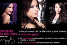 Concours Duel des Looks Marie-Mai