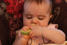 Baby-Led Weaning / by Jackie Thingvold