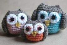 Crochet Owls / by Sara Cipriano