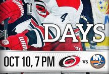 Canes Countdown / #IsItOctoberYet / by Carolina Hurricanes