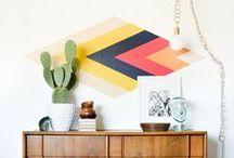 Craft Ideas (Wall Art) / by Candace Fowler