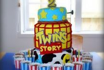 Baby Shower: Twins / by Bethany Borden