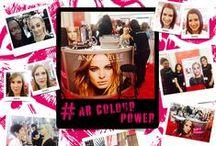 Bar à sourcils Salon d'achat 2015 Jean Coutu / Nous partageons avec tous nos fans les beaux moments passés au Bar à sourcils Annabelle durant le salon d'achat Jean Coutu! #ABCOLOURPOWER