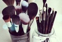 beauty organization (hair, makeup, etc.) / by MaKayla Malone