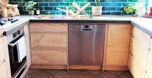MOTIDE PLY KITCHENS / Minimalistic Plywood Kitchens