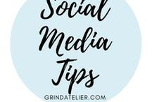 Social Media Tips / Find tips and tricks to enhance your hustle!
