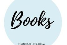 Books For Entrepreneurs / Welcome to Grind Atelier's library. This book resource boards are marketing or branding books we have read, endorse and also love to read. Success in your business begins when you feed yourself with valuable knowledge  ;-)  Enjoy and remember to #GrindResponsibly