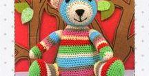 Ganchillo y Crochet / Descubre todas las cosas bonitas que puedes #Tejer en #Crochet y en #Ganchillo:  Todo tipo de #prendas calientitas y de #Objetos  decorativos,  #Accesorios y #Complementos.