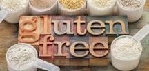 Ingredients for a glutenfree diet