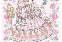 Lolita illust
