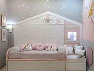 Dormitorios de niña / Mobiliario y decoración de dormitorios de niñas