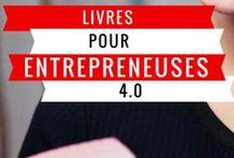 Livres Pour #Entrepreneuses Passionnées