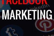 Facebook Marketing / Pour réussir sur Facebook il vous faut suivre quelques règles de base. Je rassemble dans ce tableau tous les conseils qui vont vous aider à y arriver.