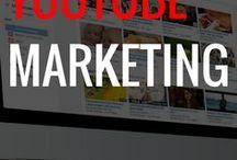 Youtube Marketing / Vous souhaitez créer et développer votre chaîne youtube ? Abonnez-vous à ce tableau. #youtube #youtubemarketing #marketingdigital