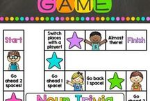 Grammar / Printables and hands-on activities to help you teach grammar.