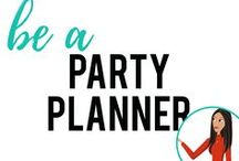be a Party Planner