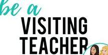 be a Visiting Teacher / Ideas to become the best #LDS Visiting Teacher!