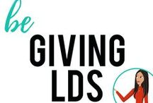 be Giving (LDS)
