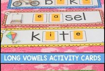 Phonics / Printables and hands-on activities to help you teach phonics.