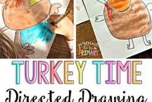 Thanksgiving / Fun and engaging activities to help teach all about Thanksgiving.