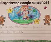 Gingerbread / Fun and engaging activities to help teach all about gingerbread.