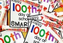 100 Days of School / Fun and engaging activities to help teach all about the 100th day of school.