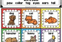 Pets / Fun and engaging activities to help teach all about pets.