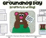 Groundhog Day / Fun and engaging activities to help teach all about Groundhog Day.