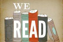 The one where I'm a bookworm / by Jernae Kowallis
