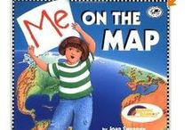 Me on the Map / Landforms