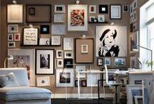 Art-photo walls / by Moon Stumpp