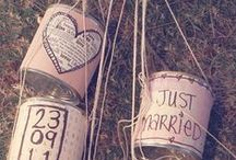 Used in love / From romance to weddings - this board is all about the love.