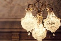 Shiny / Twinkly lights evoke memories and dreams of the future