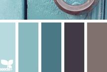 Color palettes / by Moon Stumpp