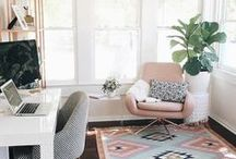 | Office Space | / work, office, interiors, dream office, home office