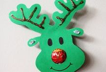 Used Christmas / It's beginning to look a lot like Christmas! We're hunting Pinterest for the jolliest and merriest holiday season decor, DIY projects, crafts, recipes and more.
