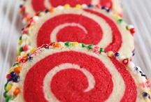 Food - Goodies / Baked goodies, Bake Sale, Desserts / by Tresa Chamberlain