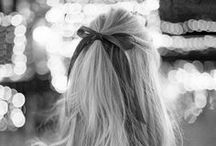 Bows / Pretty little bows