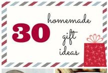 Homemade Gifts / by Rachel Cooks | Rachel Gurk