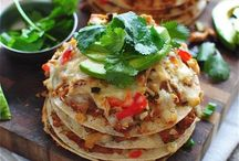 Mexican Recipes / by Amy Town