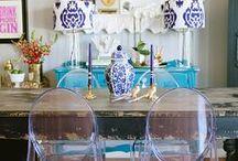 | Kitchen + Dining | / kitchen inspiration, dining room, home decor, interior design