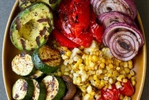 Yummy - Vegetarian / by Crystal Hahn