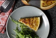 Yummy - Frittata, Tarts, Quiches / by Crystal Hahn