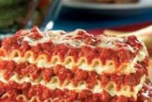 Lasagna / by Amy Town