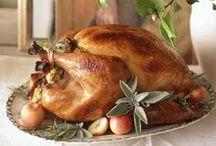 Talking Turkey / Thanksgiving is almost here.  Let's talk turkey!