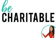 be Charitable